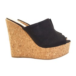 CLOGS BAND SUEDE MY12